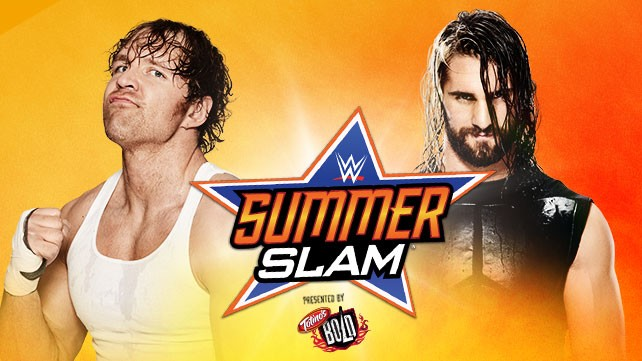 WWE Summerslam du 17 août 2014 20140810