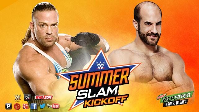 WWE Summerslam du 17 août 2014 20140812