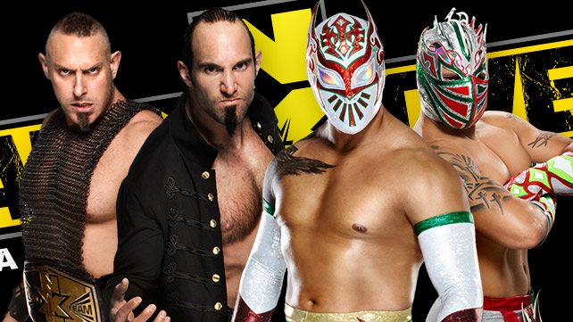 NXT TakeOver II du 11/09/2014 20140815