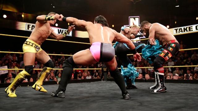 [Divers] Le top 25 des meilleurs matchs 2014 à la WWE  20140911