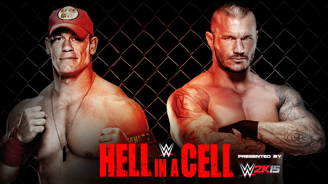 WWE Hell In A Cell du 26/10/2014 20141013