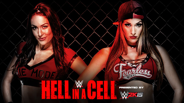 WWE Hell In A Cell du 26/10/2014 20141014