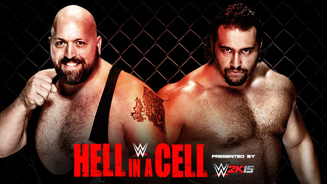 WWE Hell In A Cell du 26/10/2014 20141015
