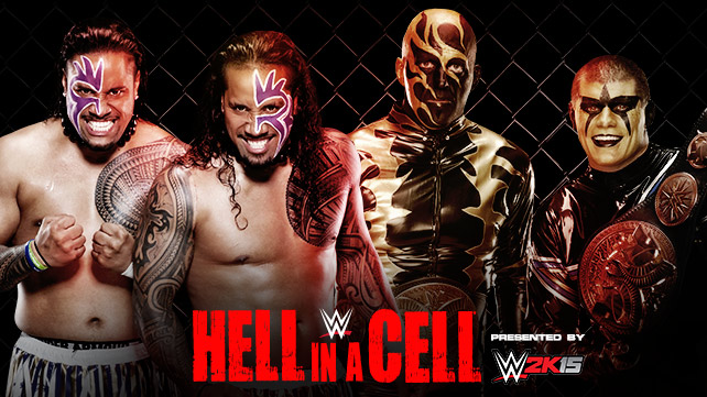 WWE Hell In A Cell du 26/10/2014 20141017