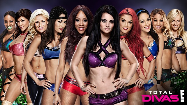 [Divers] Total Divas : Paige en sera, pas AJ Lee 20141018