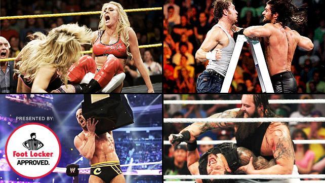 [Divers] Le top 25 des meilleurs matchs 2014 à la WWE  20141211