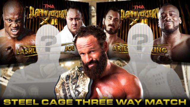 TNA Slammiversary XII du 15/06/2014 Cbb92212