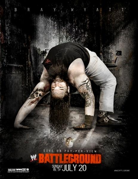 WWE Battleground du 20 juillet 2014 Sans5510