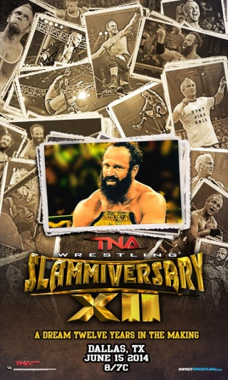 [Résultats] TNA Slammiversary du 15/06/2014 Slam14