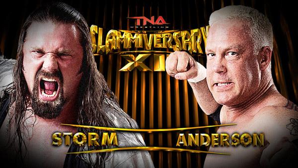 TNA Slammiversary XII du 15/06/2014 Slamm510