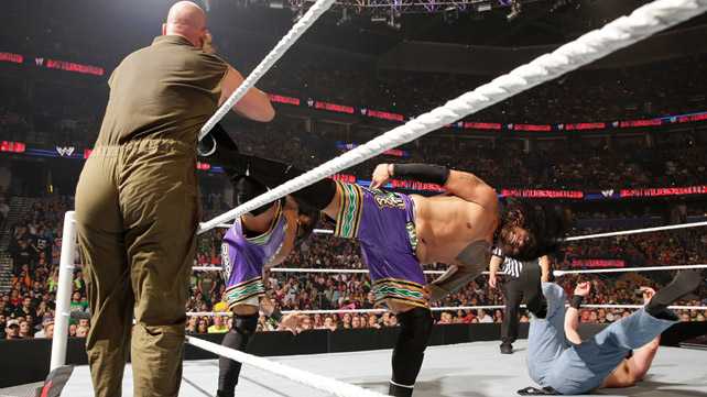 [Divers] Le top 25 des meilleurs matchs 2014 à la WWE  Top20222