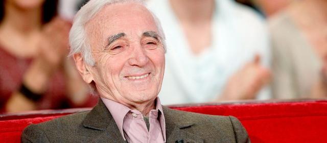 25/08/14  Gala : Charles Aznavour, bientôt en duo avec Zaz ou Stromae? Charle10