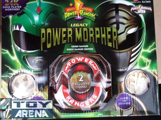 Gamme Legacy MMPR Morphe10