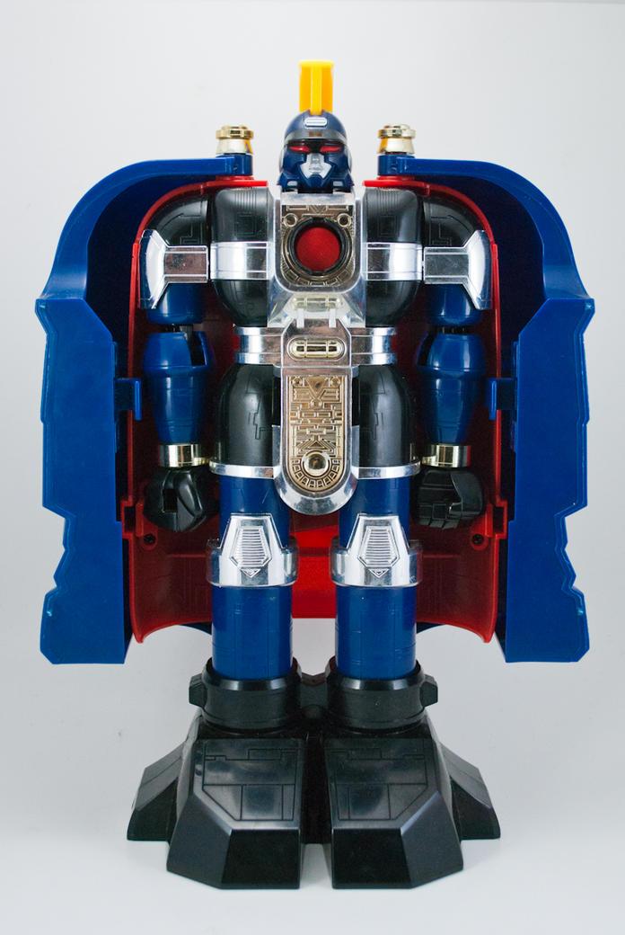 jouets Power Rangers Zeo Power-11