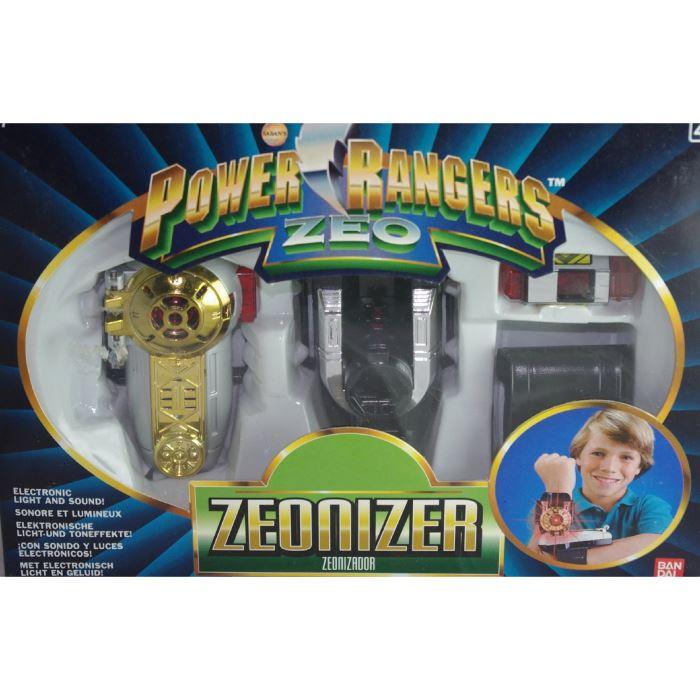 jouets Power Rangers Zeo Power-12
