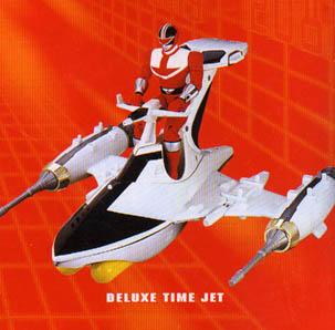 Jouets Time Force Prtf-t16
