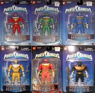 jouets Power Rangers Zeo Prz-to15