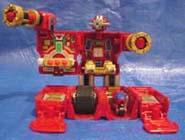 jouets Power Rangers Zeo Prz-to16