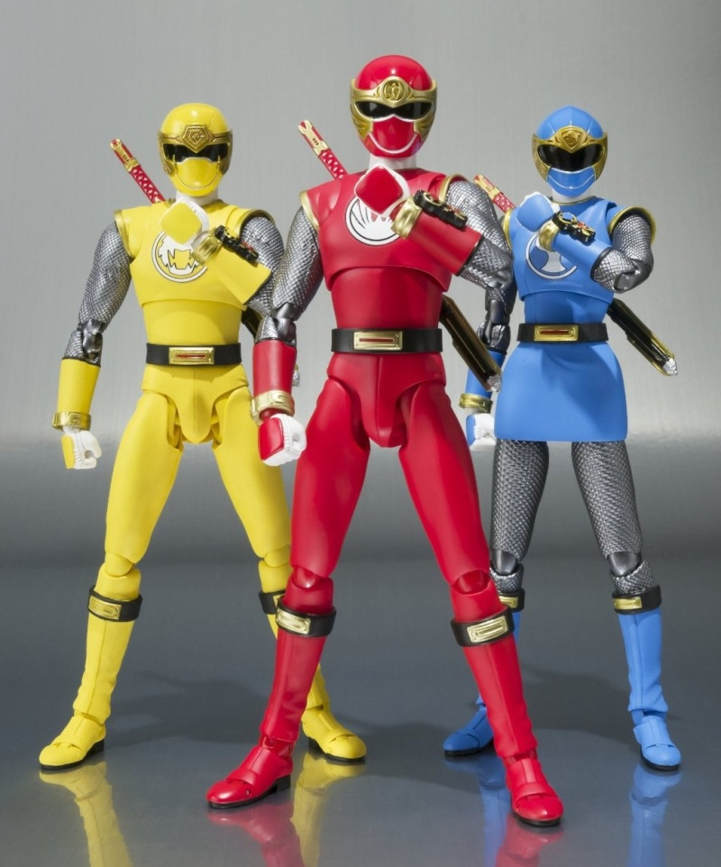 S.H. Figuarts Force Cyclone Sh-fig10