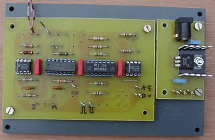 genérateur d' impulsions pour test de drivers de moteurs pas a pas Pulser10