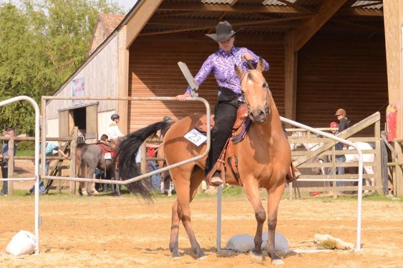 Mes sorties en compétition western en photo 10312010