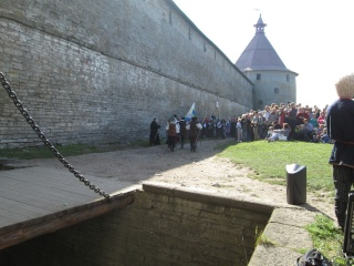 День крепости Орешек Img_1410