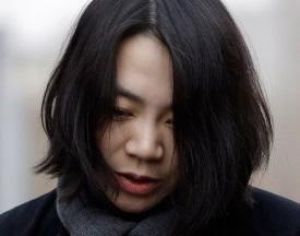 Les noix de la colère chez Korean Air Chohyu10
