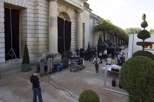 """""""Versailles"""", série historique coproduite par Canal + Tourna10"""