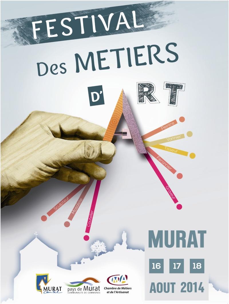 Fête du cornet de Murat 2013 Affich10