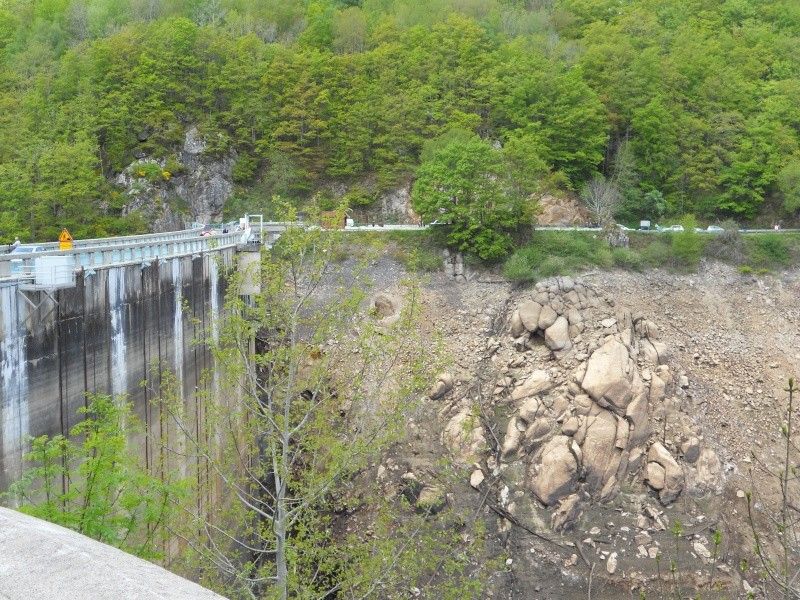 Barrage EDF de Sarrans : la vidange se prépare Dscn1711