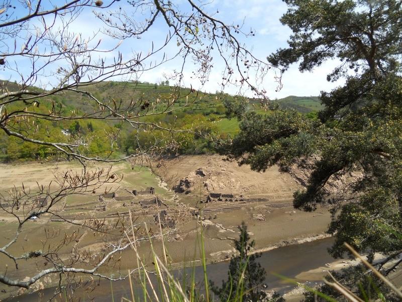 Barrage EDF de Sarrans : la vidange se prépare Dscn1715