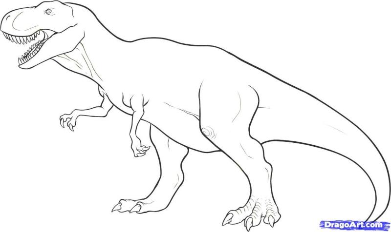 Nouveau projet par Smoguer : Le  T-Rex How-to10