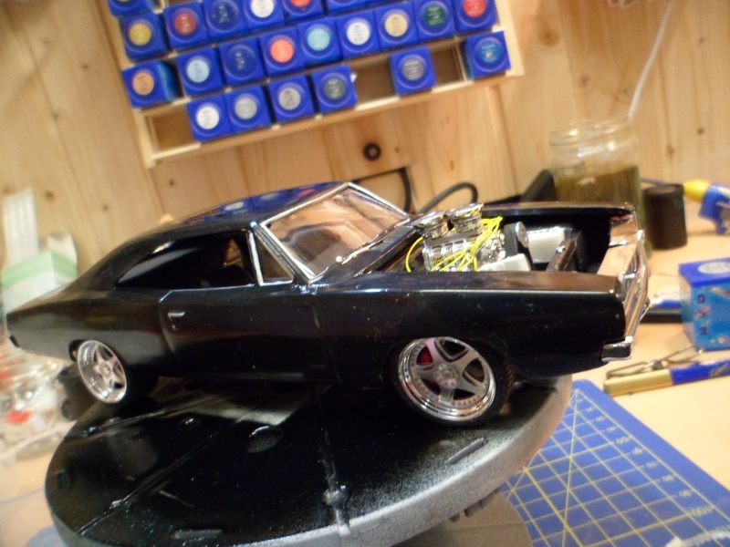 1969 Doge Charger 1:25 MPC Sam_2713