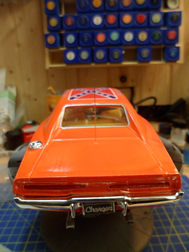 1969 Doge Charger 1:25 MPC Sam_2716