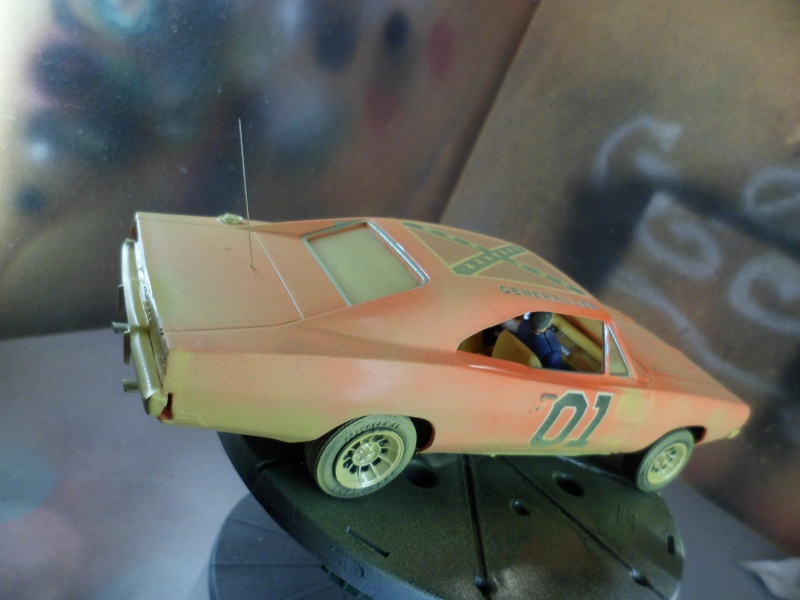1969 Doge Charger 1:25 MPC Sam_2719