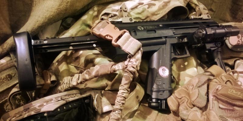 Shroud MP7 pour T8.1 Mp7_510
