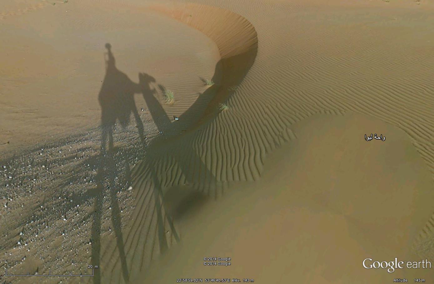 L'actualité vue par TSGE et ... Goolge Earth !  :) - Page 14 Arabie13