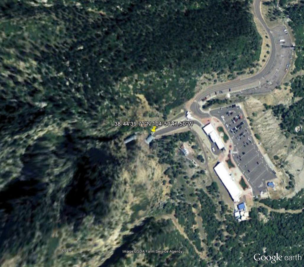 Lieux de tournages de films vus avec Google Earth Claudi10