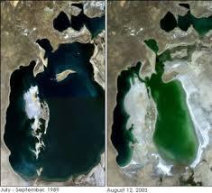 Bateaux échoués en mer d'Aral -  Kazakhstan / Ouzbékistan Echoue12