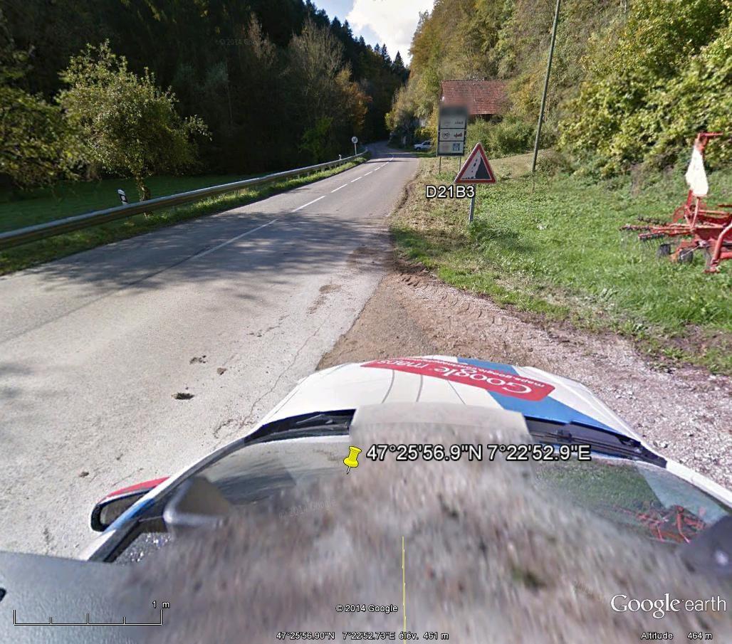 STREET VIEW : la Google car dans tous ses états ! - Page 7 Google10