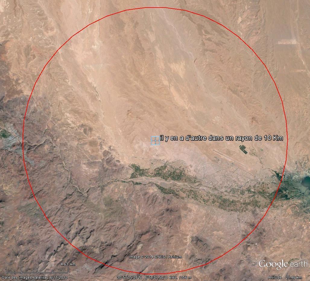Ouarzazate au Maroc, décor de ciné pour de nombreux films Ilyena10