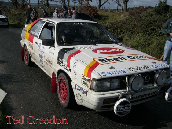 Cork 20 Rally 2014 Audi10