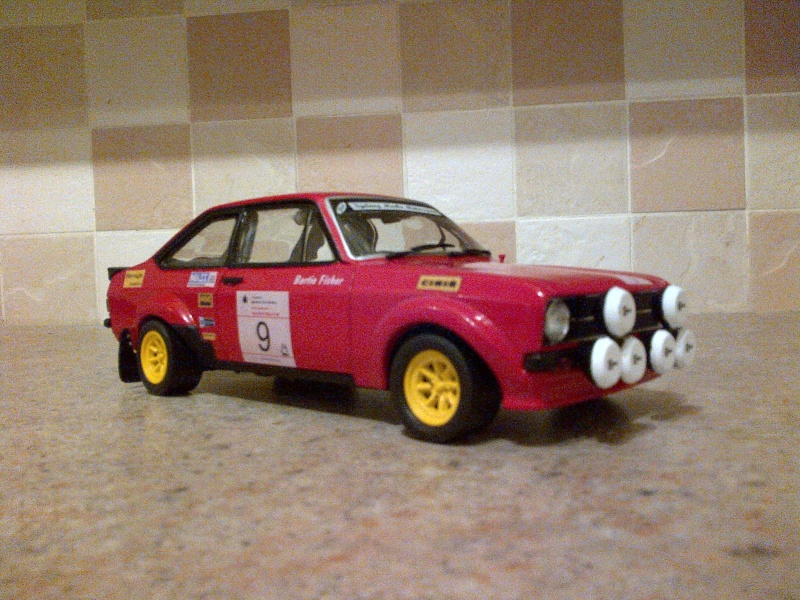 1/18 Fisher MKll CIL 999 (Red Car) up for auction Img-2010