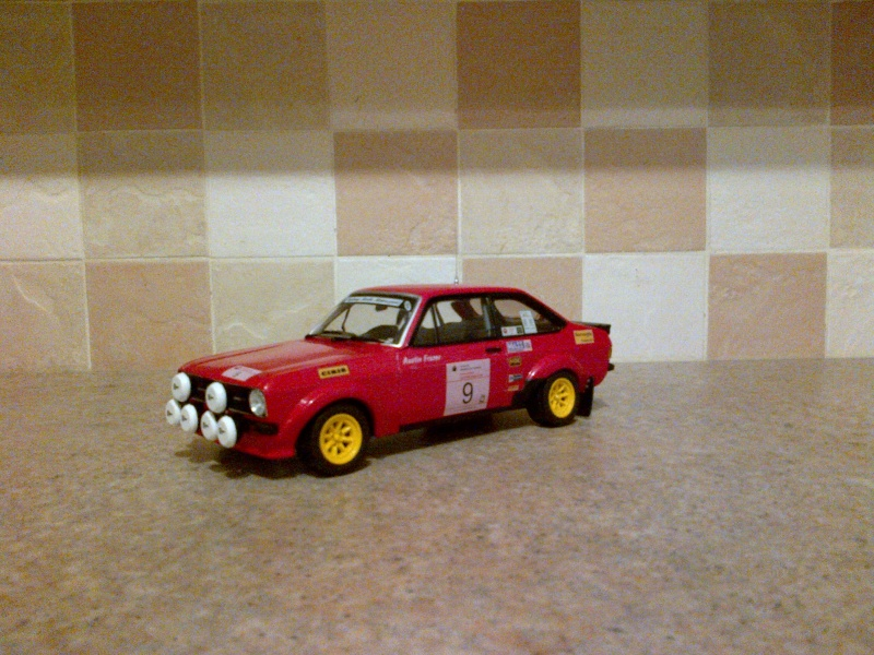 1/18 Fisher MKll CIL 999 (Red Car) up for auction Img-2011