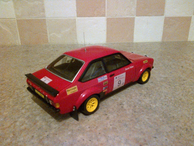 1/18 Fisher MKll CIL 999 (Red Car) up for auction Img-2012