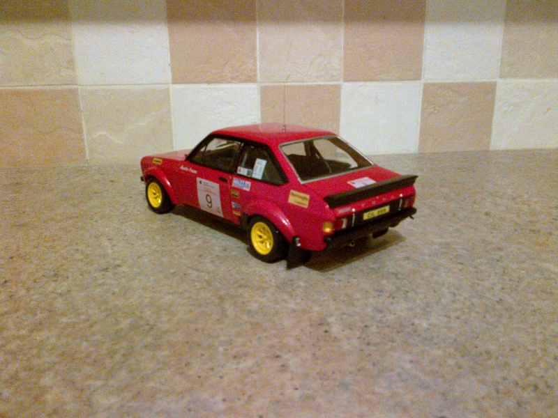 1/18 Fisher MKll CIL 999 (Red Car) up for auction Img-2013