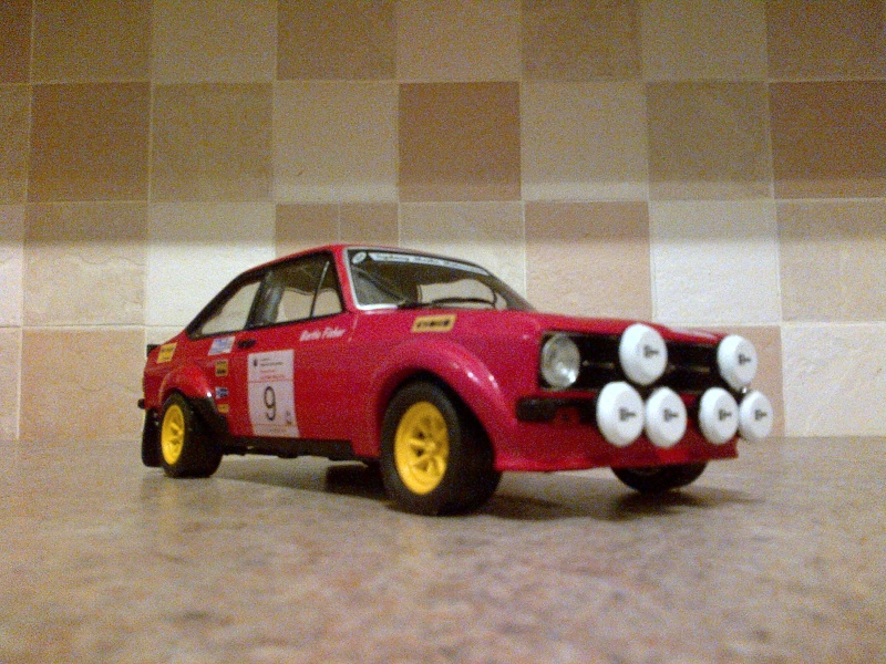 1/18 Fisher MKll CIL 999 (Red Car) up for auction Img-2014