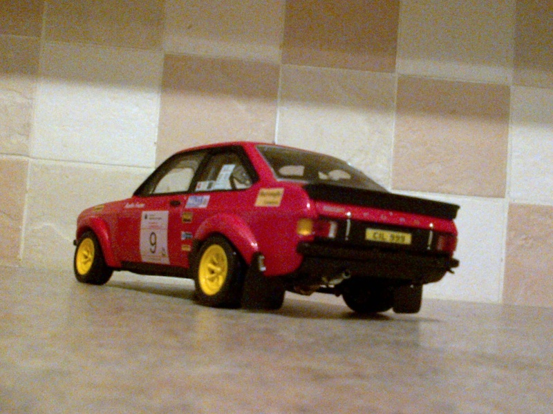 1/18 Fisher MKll CIL 999 (Red Car) up for auction Img-2016