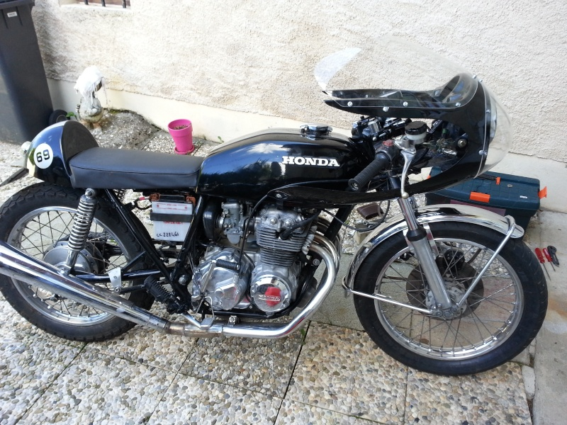 cb 400 four super sport 1976 du savoyard74 Photo_10