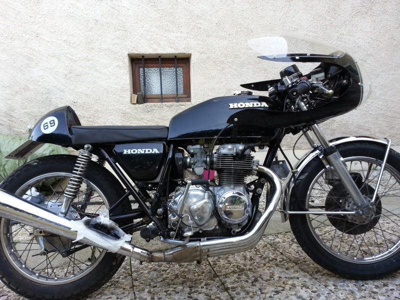 cb 400 four super sport 1976 du savoyard74 Photo_11